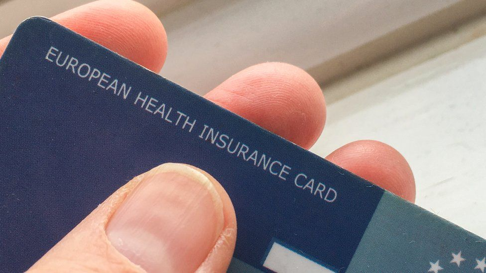 Global Health Insurance Card (GHIC) is launched | Luton ...